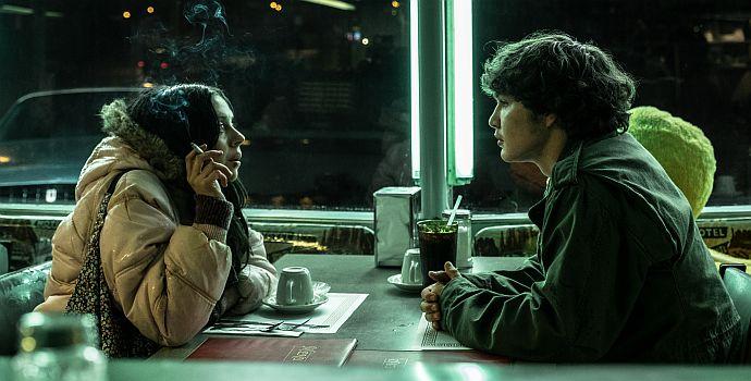 "Bel Powley & Richie Merritt in ""White Boy Rick"" (2018)"