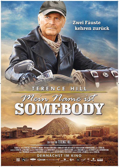 Filmplakat zu Mein Name ist Somebody - Zwei Fäuste kehren zurück