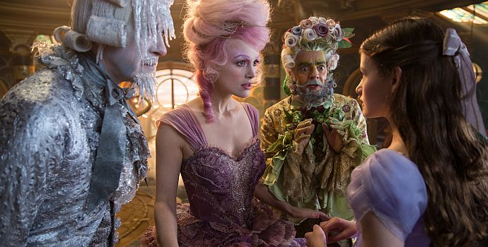 Der Nussknacker und die vier Reiche 3D (The Nutcracker and the Four Realms, 2018)