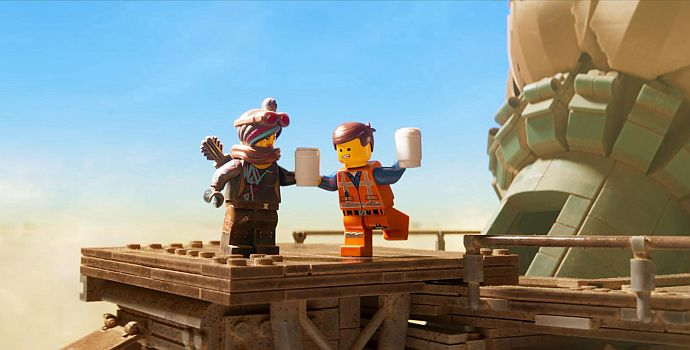 The Lego Movie 2 (3D) (2019)