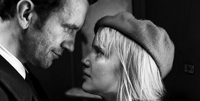 """Tomasz Kot & Joanna Kulig in """"Cold War - Der Breitengrad der Liebe"""" (Zimna wojna, 2018)"""