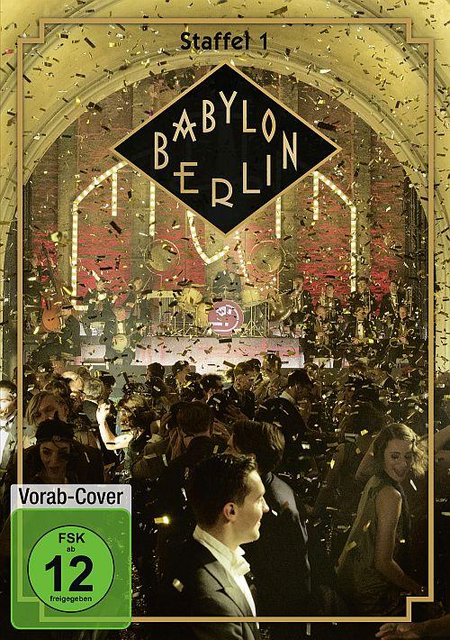 Babylon Berlin - Staffel 1 (DVD) 2016
