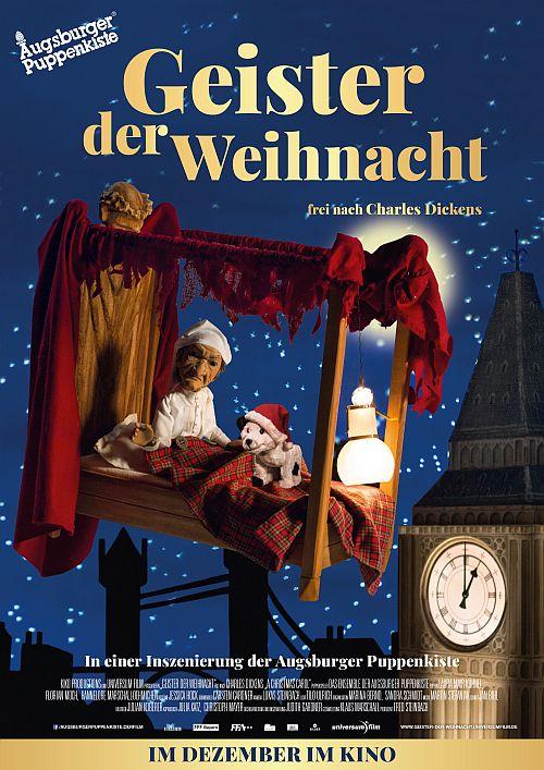 Augsburger Puppenkiste: Geister der Weihnacht (Kino) 2018