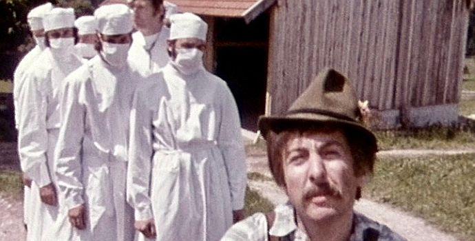 Monty Python's Fliegender Zirkus (Monty Python's Flying Circus, 1969)