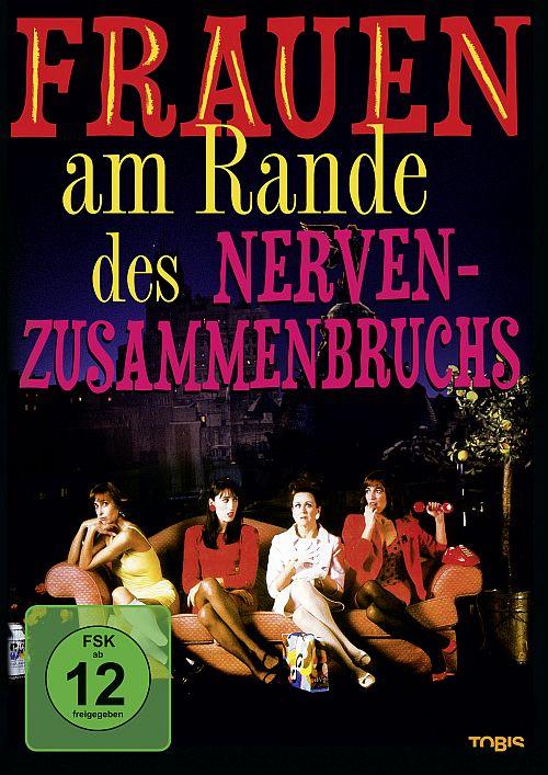 Frauen am Rande des Nervenzusammenbruchs (Mujeres al borde de un ataque de nervios, 1987)