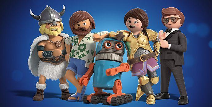 Playmobil - Der Film, Playmobil - The Movie (querG) 2019
