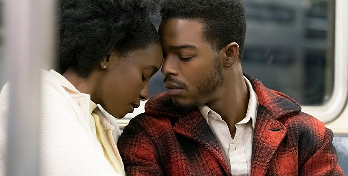 "KiKi Layne & Stephan James in ""Beale Street"" (""If Beale Street Could Talk"", 2018)"