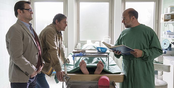 Morden im Norden, Staffel 5 (querG) 2012