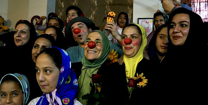 Joy in Iran (2018)