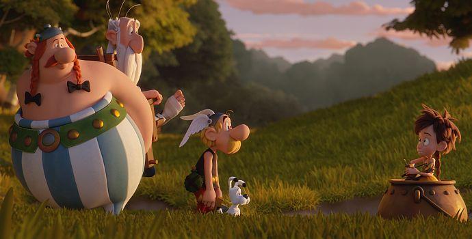Asterix und das Geheimnis des Zaubertranks 3D (Astérix: Le secret de la potion magique, 2018)