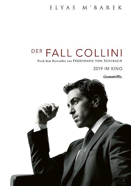Filmplakat zu Der Fall Collini
