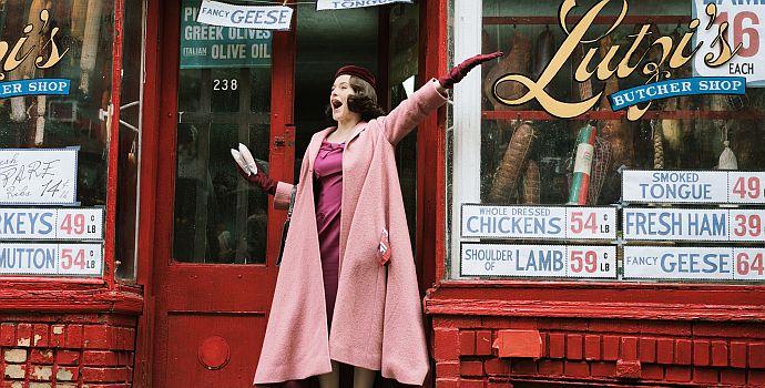 The Marvelous Mrs. Maisel (Bild aus der ersten Staffel)
