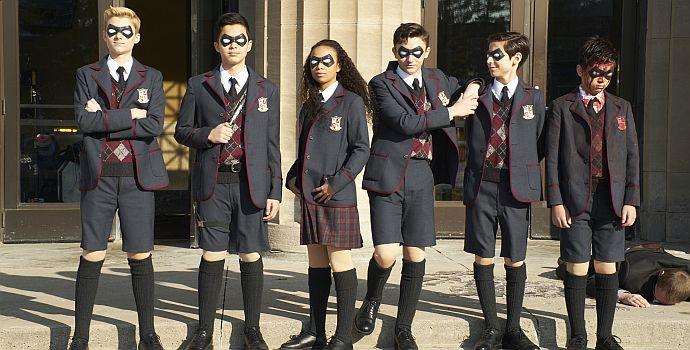 The Umbrella Academy - Staffel 1