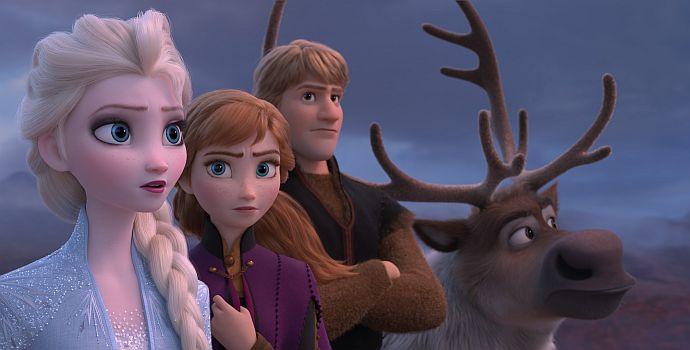 """Die Eiskönigin 2 (3D) (""""Frozen 2"""", 2019)"""