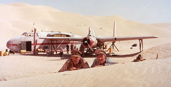Der Flug des Phoenix (The Flight of the Phoenix, 1965)