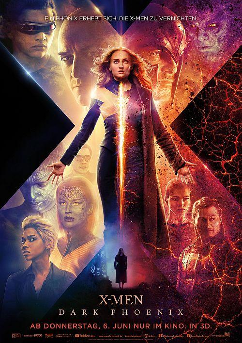 X-Men: Dark Phoenix (Kino) 2019