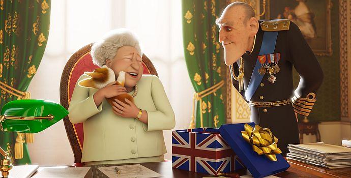 Royal Corgi - Der Liebling der Queen, The Queen's Corgi (querG) 2018