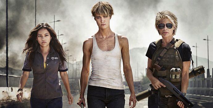 Terminator: Dark Fate, Untitled Terminator Reboot (querG) 2019