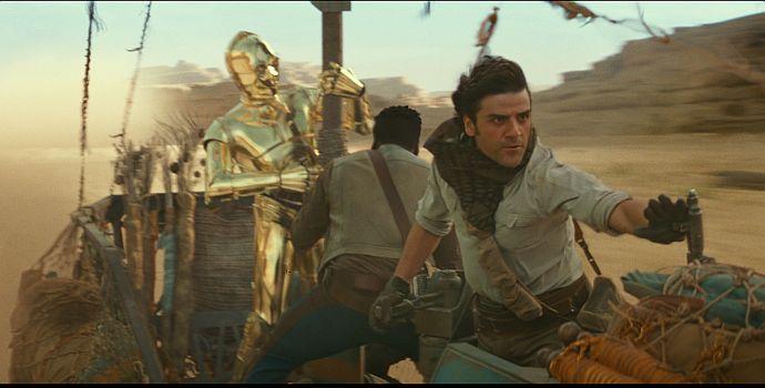 Star Wars: Der Aufstieg Skywalkers 3D; Star Wars: Episode 9 (3D); Star Wars: Episode IX (querG) 2019