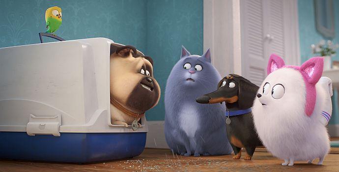 Pets 2 (3D) (2019)