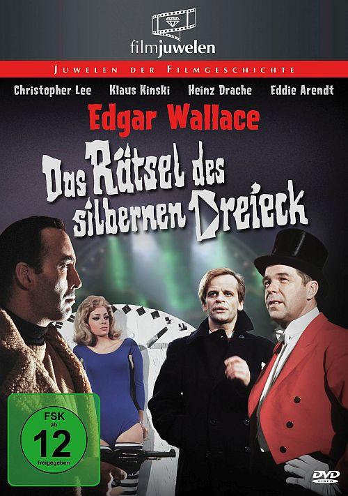 Edgar Wallace: Das Rätsel des silbernen Dreiecks, Circus of Fear (DVD) 1966