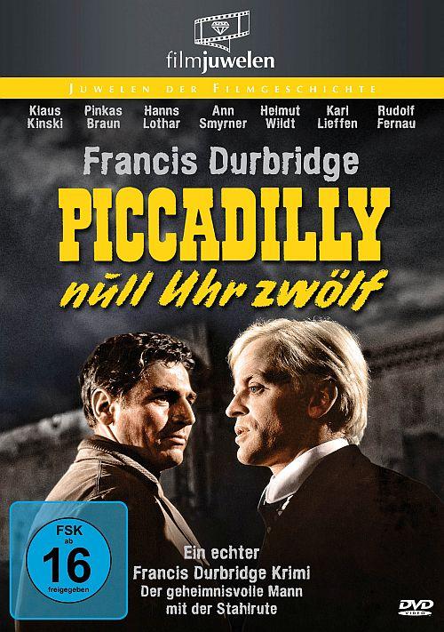 Piccadilly null Uhr zwölf (DVD) 1963