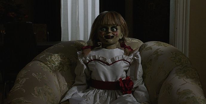 """Annabelle 3 (""""Annabelle Comes Home"""" 2019)"""