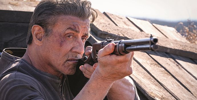 "Sylvester Stallone letztmalig in ""Rambo: Last Blood""? (""Rambo V: Last Blood"", 2019)"