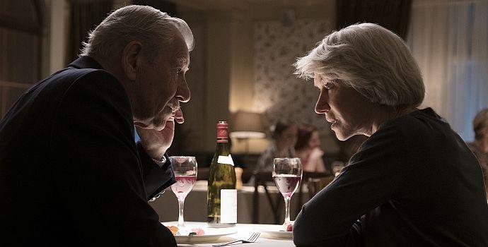 "Ian McKellen & Helen Mirren in ""The Good Liar - Das alte Böse"" (2019)"