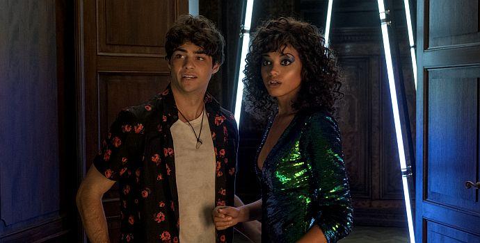 "Noah Centineo & Ella Balinska in ""3 Engel für Charlie"" (""Charlie's Angels"" 2019)"