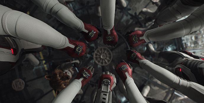 Avengers: Endgame 3D (2019)
