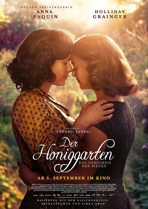 Filmplakat zu Der Honiggarten - Das Geheimnis der Bienen