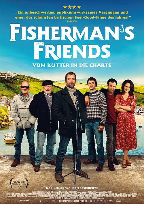 Filmplakat zu Fisherman's Friends