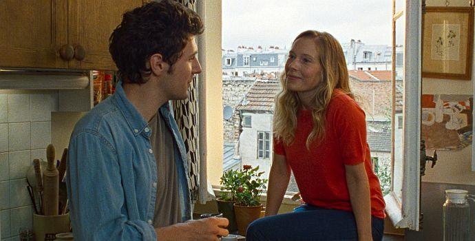 """Vincent Lacoste & Ophélia Kolb in """"Mein Leben mit Amanda"""" (2018)"""