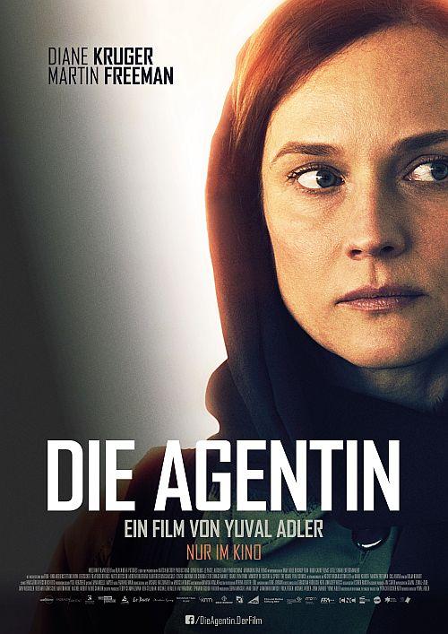 Filmplakat zu Die Agentin