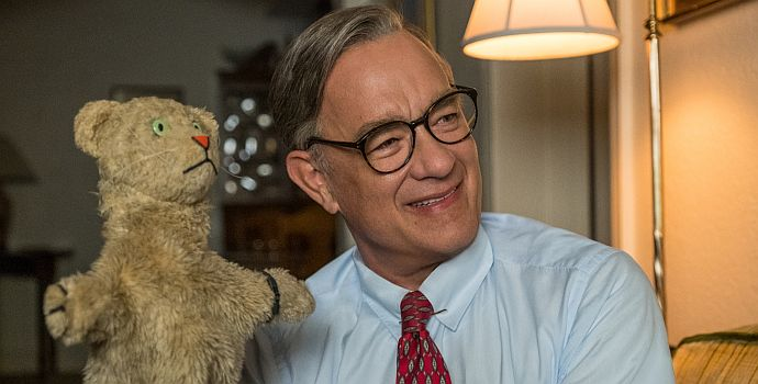 Tom Hanks, Der wunderbare Mr. Rogers, A Beautiful Day in the Neighborhood (querG 04) 2019