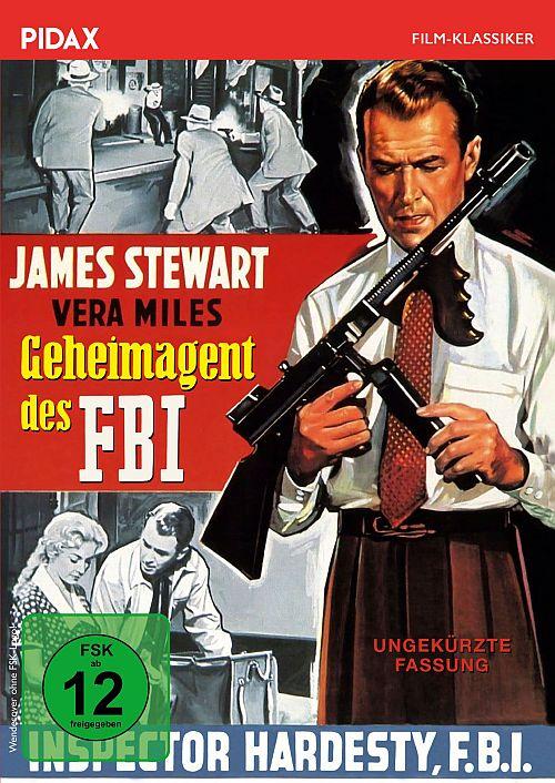 Geheimagent des FBI, The FBI Story (DVD) 1959