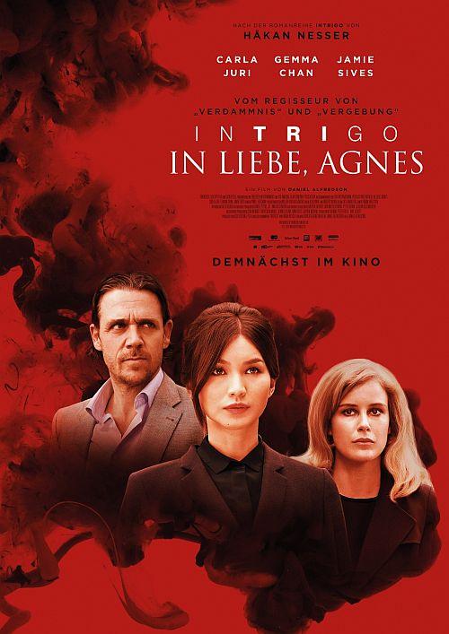 Intrigo - In Liebe Agnes; Intrigo: Dear Agnes (Kino) 2018