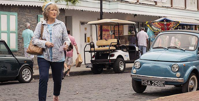 """Meryl Streep in """"Die Geldwäscherei"""" (""""The Laundromat"""", 2019)"""