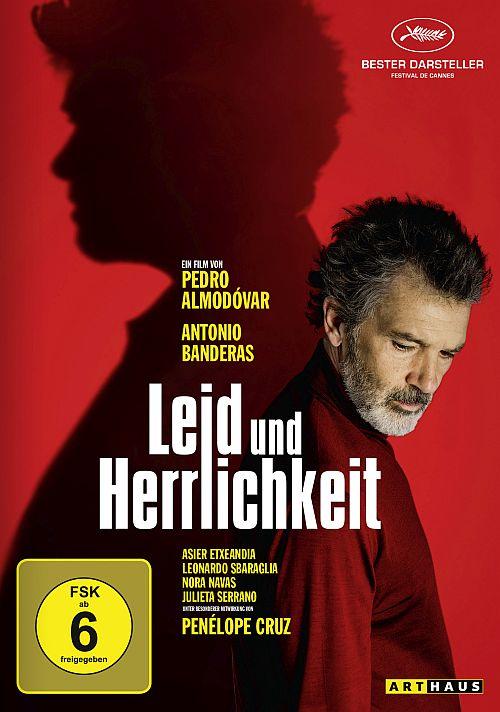 DVD Cover zu Leid und Herrlichkeit