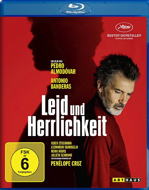 Blu-ray Cover zu Leid und Herrlichkeit