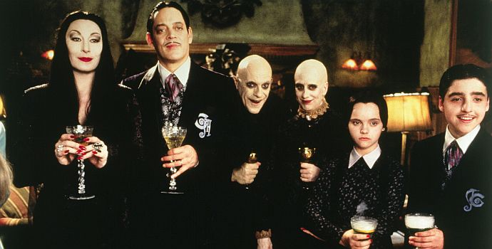 Die Addams Family in verrückter Tradition, Addams Family Values (querG) 1993