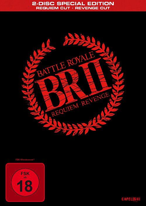 DVD Cover zu Battle Royale 2 - 2-Disc Special Edition (Requiem Cut + Revenge Cut)
