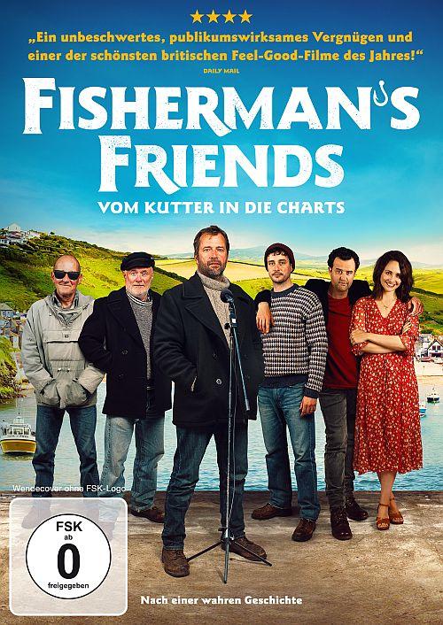 DVD Cover zu Fisherman's Friends