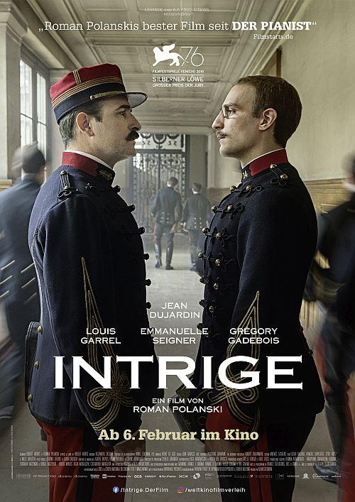 Intrige, J'accuse (Kino) 2019