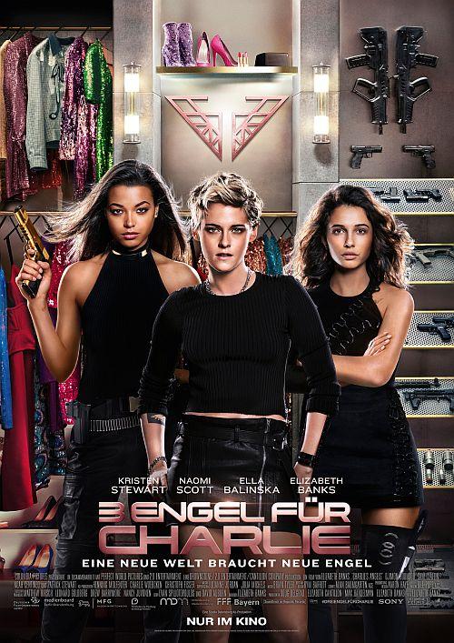 3 Engel für Charlie, Charlie's Angels (Kino) 2019