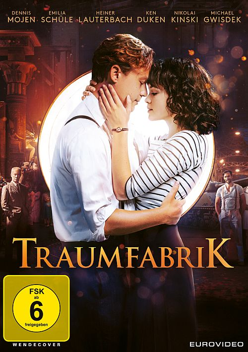 DVD Cover zu Traumfabrik