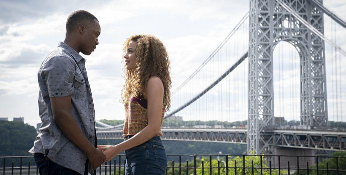 "Corey Hawkins & Leslie Grace zu ""In the Heights"" (2020)"