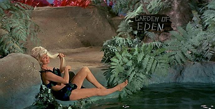 Eine zuviel im Bett, Move Over, Darling (querG) 1963