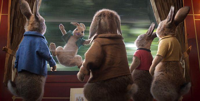 Peter Hase 2 - Ein Hase macht sich vom Acker, Peter Rabbit 2 (querG) 2020